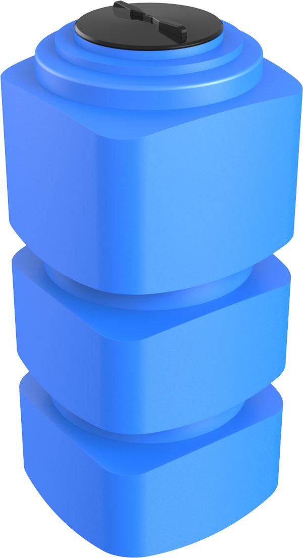 Прямоугольные вертикальные баки для воды