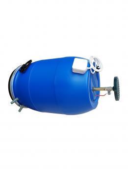Бочка для душа 65 литров с подогревом СТАНДАРТ