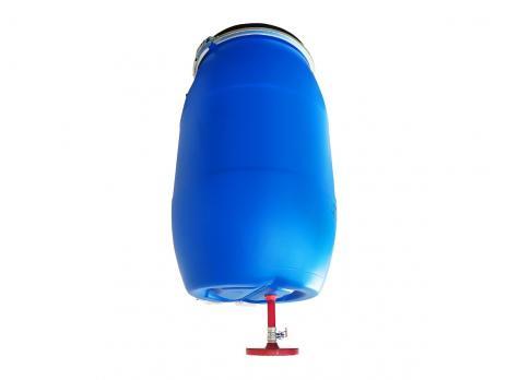 Бочка для душа 127 литров с подогревом СТАНДАРТ