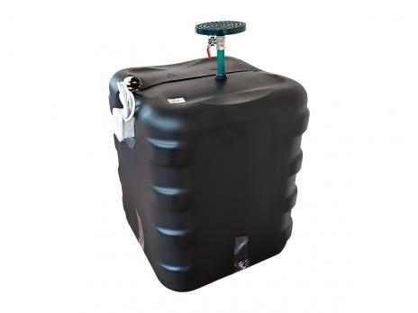 Бак для душа 150 литров с подогревом