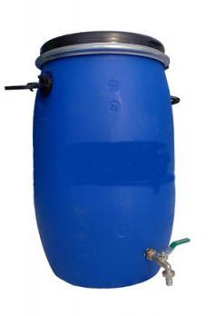 Бочка 65 литров с краном