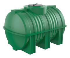 Горизонтальная емкость для воды G 1000 литров