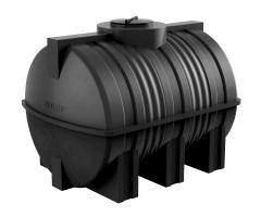 Горизонтальная емкость для воды G 2000 литров