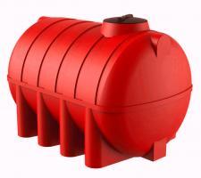 Горизонтальная емкость для воды G 2500 литров