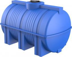 Горизонтальная емкость для воды G 3000 литров