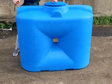 Бак для воды Полимер-Групп S 500 литров